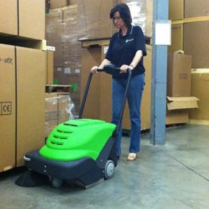 IPC 464E Refurbished Battery Sweeper