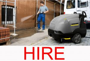 Cleaning Equipment Hire