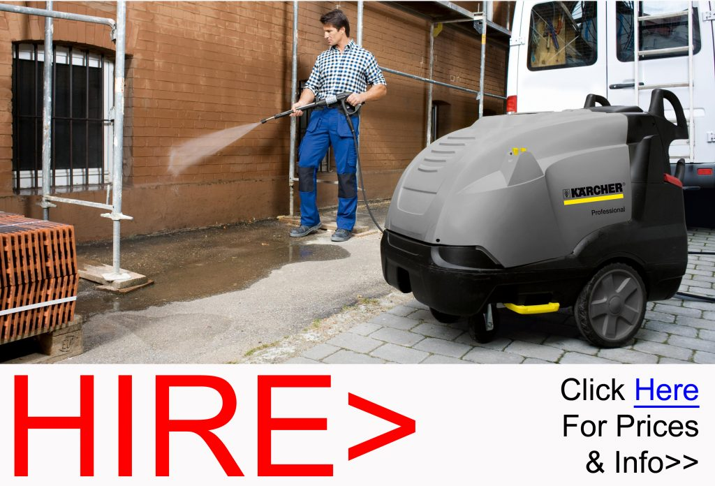 Commercial & Industrial Cleaning Equipment & Cleaning Machines Hire