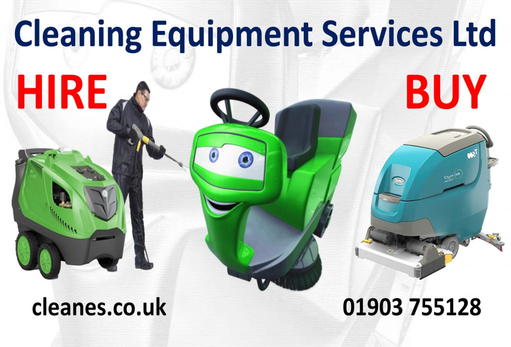 Cleaning Equipment Services Ltd