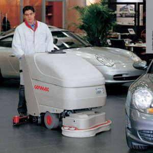 Comac Omnia 26 industrial floor scrubber dryer