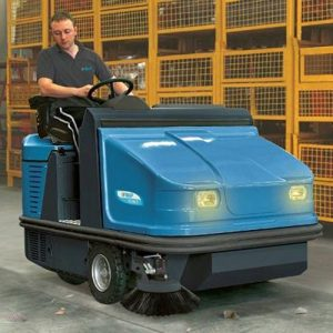 Fimap FS110 Diesel Ride-on Sweeper