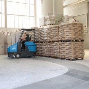 Fimap FS110 Warehouse Sweeper