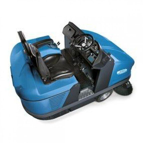 Fimap FS110 diesel sweeper top view