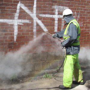 Graffiti Removal Machine Hire