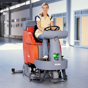 Hako B750R Refurbished scrubber dryer