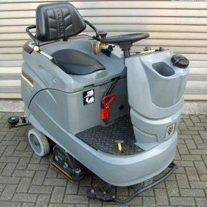 Karcher B140R D90 Refurbished Ride-On Battery Scrubber Dryer