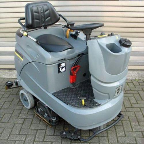 Karcher B140R R90 Refurbished Ride-On Battery Scrubber Dryer