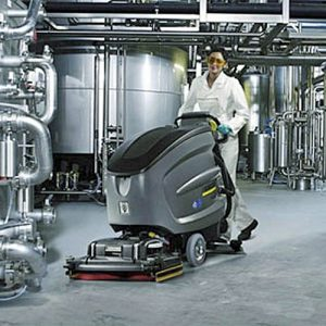 Karcher B60 D55 Refurbished Battery Scrubber Dryer