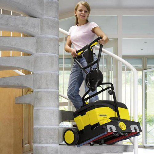 Karcher BR40/10C Refurbished MAINS Powered Scrubber Dryer