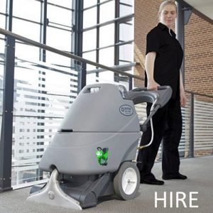 Nilfisk AX410 Carpet Cleaner Hire. Large area commercial and industrial carpet extraction cleaner available for hire. Ideal for shops, offices, restaurants and exhibition centres etc. Rent a carpet cleaner today