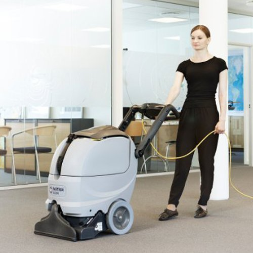 Nilfisk Es300 New Carpet Extraction Cleaner With Brush