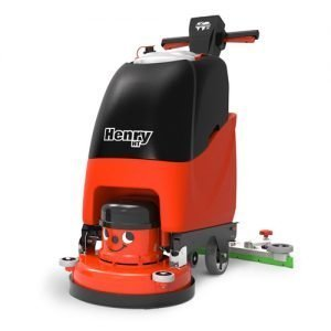 Numatic Henry HT4045 New Mains Scrubber Dryer 1