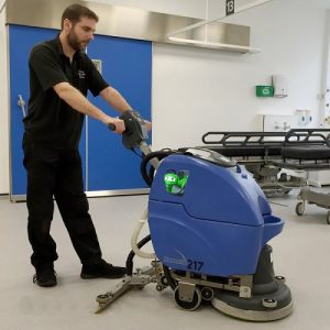 Numatic TT 3450 Refurbished MAINS 240v Scrubber Dryer