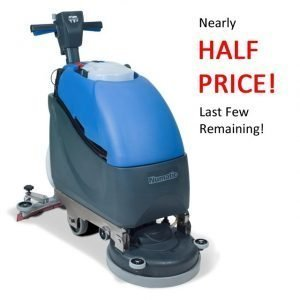 Numatic TTB 4045 Half Price battery scrubber dryer