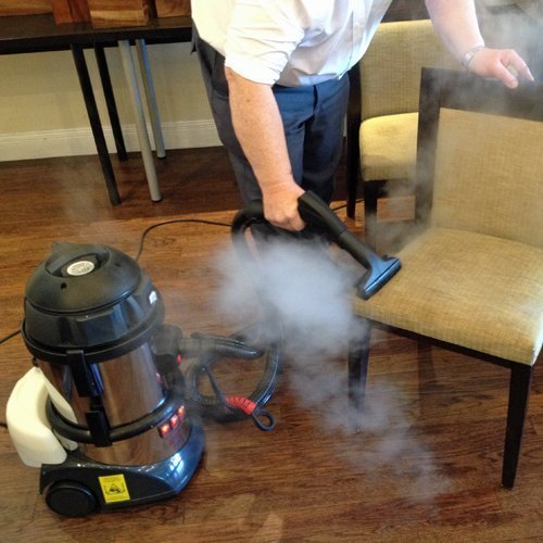 steam clean systems sc2000t refurbished commercial steam and vacuum cleaner cleaning equipment. Black Bedroom Furniture Sets. Home Design Ideas