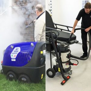 Steam Cleaner Hire