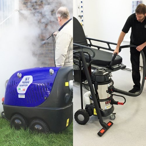New Steam Cleaners