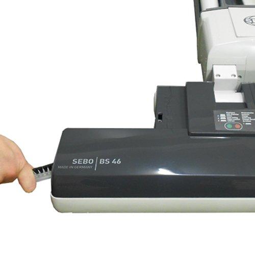 Sebo BS 360 New Upright Vacuum Cleaner