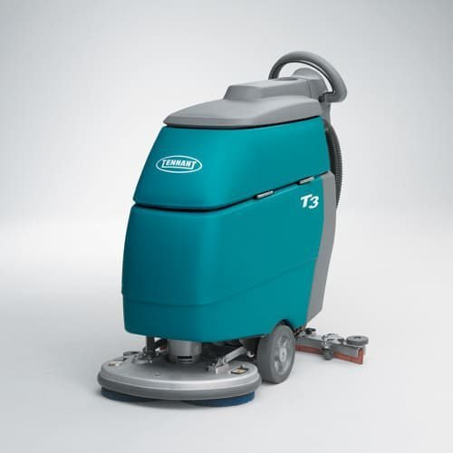 T3 Refurbished Battery Powered Scrubber Dryer