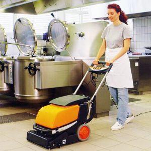 Taski Combimat 300 Refurbished MAINS Powered Scrubber Dryer