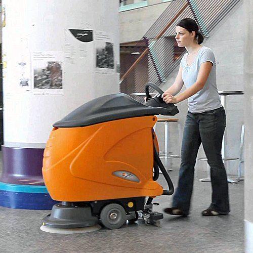 Taski Swingo 750B battery scrubber dryer