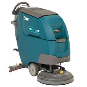 Tennant T300 battery scrubber dryer