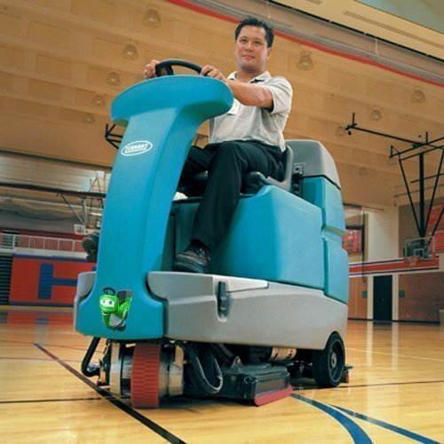 Tennant T7 New Ride On Battery Scrubber Dryer