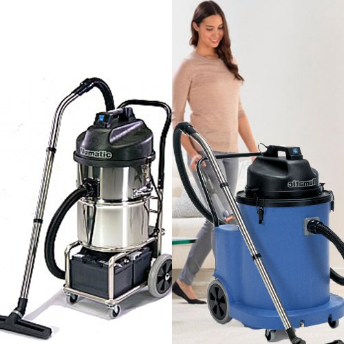 Used Wet Vacuum Cleaners