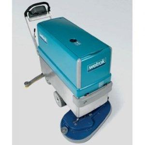 Wetrok 550 700 battery industrial scrubber dryer