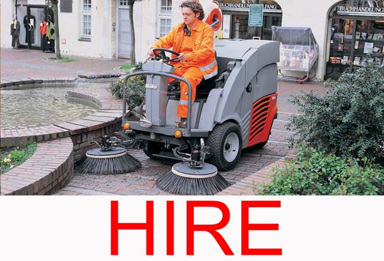 Hire Industrial Cleaning Machines For Rent