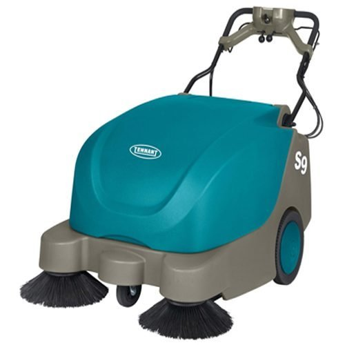 Tennant S9 New Battery Walk Behind Sweeper
